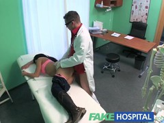 Fakehospital doctors cock turns patients frown upside down, Amateur, Babe, Brunette, Hardcore, POV movies at find-best-mature.com