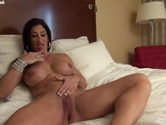 Powerful female bodybuilder shows her big tits and big clit, Big Tits, Brunette, Fetish, MILF movies at find-best-mature.com