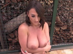 Busty stacey poole shows her sexy moves in gold bikini, Big Tits, Brunette, Hardcore, Pornstar, Behind The Scenes movies at find-best-babes.com