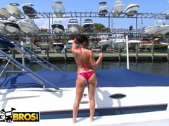 Bangbros - rachel starr in a bikini is proof that the perfect ass exists, Big Ass, Babe, Big Dick, Big Tits, Brunette, Blowjob, Latina, Pornstar movies at kilopills.com
