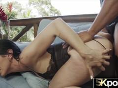 5kporn anal loving brazilian milf vitoria von teese, Big Ass, Brunette, Blowjob, Hardcore, MILF, Anal, 60FPS tubes