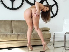 Bangbros - brunette pawg dani daniels and her picture perfect bubble booty, Big Ass, Big Dick, Brunette, Hardcore, Pornstar movies at freekiloclips.com