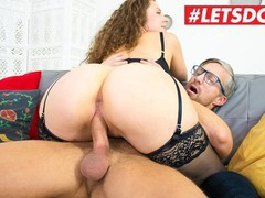 Letsdoeit - big ass russian tourist sofia curly seduced and fucked, Big Ass, Babe, Big Tits, Brunette, Hardcore, Pornstar, Reality, Russian tubes