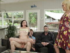 Swap dad i probably shouldn't be watching this s1:e4, Blonde, Blowjob, Creampie, Handjob, Pornstar, Pussy Licking movies