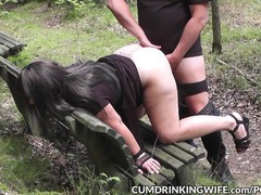 Slutwife marion dogging and getting fucked by strangers, Public, Mature, Gangbang, German movies at find-best-mature.com