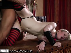 Little blonde emo babe creampied after intense fucking, Blonde, Creampie, Hardcore, Pornstar, Teen (18+), Small Tits tubes