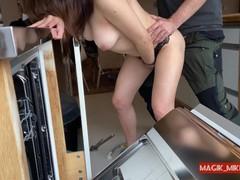 Plumber flashing 2- hot milf want handymans cock after teasing naked for him, Amateur, Big Dick, Blowjob, Handjob, MILF, Reality, 60FPS, Exclusive, Verified Amateurs movies at kilomatures.com