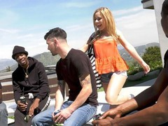Lilly lit wants gangbang with her cuckold boyfriend's black friends, Babe, Big Dick, Blonde, Hardcore, Interracial, Pornstar, Small Tits, Gangbang, 60FPS, Cuckold movies at find-best-videos.com
