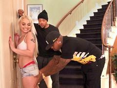 Petite bella jane tries interracial anal gangbang with big black cocks, Big Ass, Babe, Big Dick, Blonde, Hardcore, Interracial, Pornstar, Rough Sex, Gangbang, Role Play, 60FPS movies at find-best-videos.com
