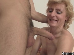 He picks up blonde skinny granny for play, Mature, Reality, Czech, Old/Young movies at find-best-babes.com