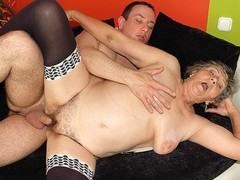 Chubby granny fucked by step grandson, Amateur, BBW, Big Tits, Fetish, Rough Sex, Pussy Licking, Old/Young movies at find-best-babes.com