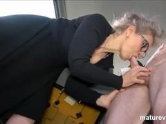 Hot granny wants young cock at maturevan, Blowjob, Handjob, Hardcore, Mature, MILF, Old/Young movies at find-best-babes.com