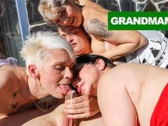 Sleazy grannies cumshot compilation, Amateur, Blowjob, Cumshot, Handjob, Hardcore, Masturbation, Mature, Old/Young movies at find-best-babes.com