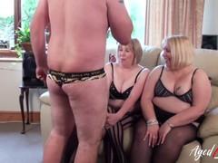 Agedlove group of matures hard ropugh sex action, Orgy, BBW, Hardcore, Mature, British movies at find-best-videos.com