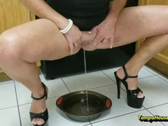 Sexy housewife who loves to pee anywhere, Blonde, Fetish, MILF, Pornstar, POV, Compilation, Pissing movies at freekiloclips.com