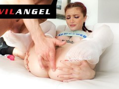 Evilangel - little lola fae's anal insertion & sloppy fuck, Toys, Pornstar, Anal, Teen (18+), Red Head, Small Tits, Rough Sex videos