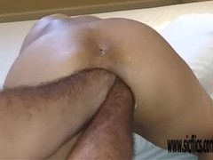 Double anal fisting and extreme insertions latina, Amateur, Fisting, Toys, Anal, Rough Sex tubes