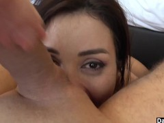 Horny italian valentina bianco gets her mouth fucked in pov, Babe, Brunette, Blowjob, Cumshot, Pornstar, POV, Small Tits, Rough Sex, Italian movies at find-best-mature.com