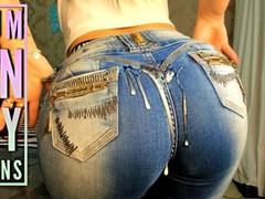 Hot latina tight jeans ass joi - cum on my jeans - big boobs big ass - joi, Big Ass, Big Tits, Fetish, Pornstar, Teen (18+), Webcam, Brazilian, Exclusive, Verified Models tubes