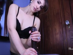 Brookelynne briar basic breathplay and slow strokes joi, Babe, Brunette, Cumshot, Fetish, Toys, Pornstar, Small Tits, Verified Models movies