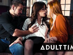 Adult time transfixed - lauren phillips and dante colle explore their trans urges with casey kisses, Big Dick, Big Tits, Blowjob, Hardcore, Anal, Threesome, Transgender movies at nastyadult.info