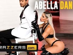 Brazzers - latex bubble butt abella danger takes huge dick, Big Ass, Blowjob, Fetish, Hardcore, Latina, Pornstar, Small Tits movies at freekilomovies.com