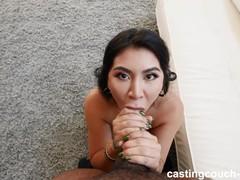 Latina with big fat ass fucking during a rap video audition, Amateur, Big Ass, Big Tits, Interracial, Latina, Casting movies at find-best-pussy.com