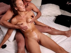 Showing appreciation with an intimate chest & pussy massage - kate marley, Amateur, Babe, Reality, Massage, Verified Amateurs movies at freekiloclips.com