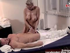 Deutsche reife blondine macht sex massage mit jüngerem mann, Amateur, Big Tits, Blonde, Mature, MILF, Pornstar, German, Verified Amateurs videos
