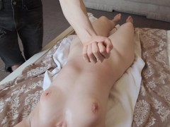Stepmom didn't want me to do a full body massage at my masseur, Amateur, Babe, Big Dick, Cumshot, Massage, 60FPS, Exclusive, Verified Amateurs movies at freekiloclips.com