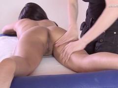 Sexy virgin asian chick alga ruhum first time massaged, Babe, Brunette, Masturbation, Teen (18+), Small Tits, Massage, Russian videos