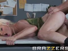 Brazzers - military girl alexis ford always gets her man, Big Ass, Big Tits, Blonde, Blowjob, Cumshot, Hardcore, Pornstar, Teen (18+) movies at freekilomovies.com