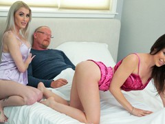 Swap mom let us take care of you, you don't have to lift a finger s3:e4, Orgy, Blonde, Brunette, Blowjob, Creampie, Pornstar movies at dailyadult.info