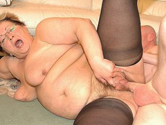 Hairy 78 years old bbw mom rough fucked, Big Ass, BBW, Big Tits, Hardcore, Mature movies at find-best-babes.com