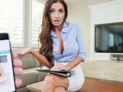 Step mom could you stop staring at my breast you pervert!? s14:e, Big Tits, Brunette, Blowjob, Handjob, Hardcore, MILF, Pornstar movies at freekilosex.com