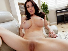 Step mom wow, someone is getting really excited s15:e2, Big Dick, Brunette, Blowjob, POV movies at freekilosex.com