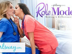 Girlsway hot rookie nurse with big tits has a wet pussy formation with her superior, Big Ass, Babe, Big Tits, Blonde, Lesbian, Pornstar, Reality, Small Tits tubes