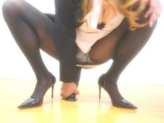 Office lady feels good with a big dildo ふたなり 女装 ビックディルド, Asian, Big Ass, Blonde, Fetish, Anal, Transgender, Japanese, Exclusive, Verified Amateurs movies