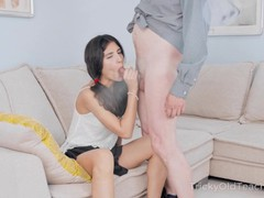 Tricky old teacher - naughty brunette pleases her tricky teacher, Babe, Brunette, Blowjob, Small Tits, Pussy Licking, Old/Young movies at nastyadult.info
