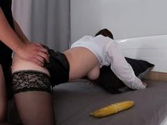 Milf in leather skirt teach me sex but only got cum (pov 60 fps), Amateur, Big Ass, Big Tits, Creampie, Cumshot, Mature, MILF, 60FPS, Exclusive, Verified Amateurs movies at find-best-mature.com