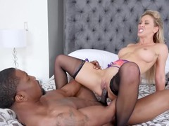 Bored suburban housewife gets black dick inside her juicy pussy every thursday while husband is away, Big Dick, Big Tits, Blonde, Cumshot, Hardcore, Interracial, MILF, Pornstar, Rough Sex tubes