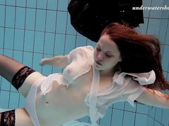 Salaka ribkina�naked in the pool, Babe, Public, Teen (18+), Small Tits, Feet, Russian movies at find-best-mature.com
