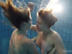 Duna and nastya horny underwater lesbians, Babe, Blonde, Fetish, Lesbian, Teen (18+), Small Tits, Russian movies at find-best-mature.com