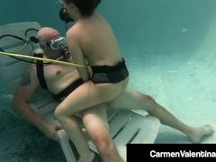 Scuba diver carmen valentina sucks & fucks a cock underwater, Babe, Blonde, Blowjob, Handjob, Hardcore, Toys, MILF, Pornstar, Small Tits movies at find-best-mature.com