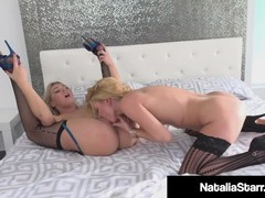 Lesbian babes natalia starr & aaliyah love cream their cunts, Babe, Big Tits, Fetish, Lesbian, Pornstar, Pussy Licking tubes