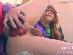 Daphne gives some ass to scooby-doo! (short version), Big Ass, Cumshot, Anal, Red Head, Role Play, Transgender, Verified Amateurs, Cosplay movies