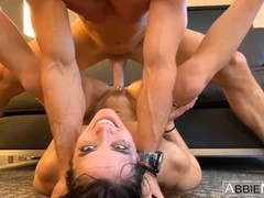 Brunette fitness girl fucked to multiple orgasms by johnny sins - abbie maley, Big Dick, Brunette, Cumshot, Hardcore, Pornstar, Reality, Rough Sex, Verified Models movies