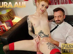 Pascalssubsluts - skinny uk sub azura alii anal fucked hard, Big Dick, Blowjob, Fetish, Pornstar, Reality, Anal, Rough Sex, British movies
