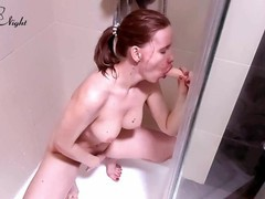 Hot student shower and masturbate after watching porn, Amateur, Babe, Big Tits, Masturbation, Toys, Teen (18+), Verified Models movies