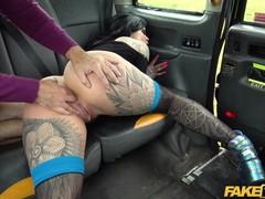 Fake taxi canadian babe karma synn rides the bishop hard, Babe, Blonde, Hardcore, Rough Sex movies